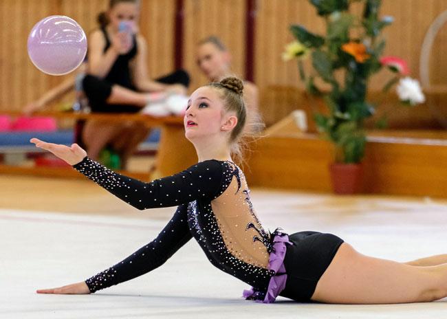 Foto: Lene Jonsson, 15 Jahre, Ahrensburger TSV