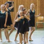 k-Gruppe Die Mädels Tanz Foto 1