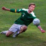 Nationalspieler Rouven Kadgien Foto ChKadgien